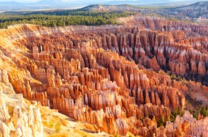 TUBA CITY - PAGE - BRYCE CANYON NATIONAL PARK (O/-/-) 365KM
