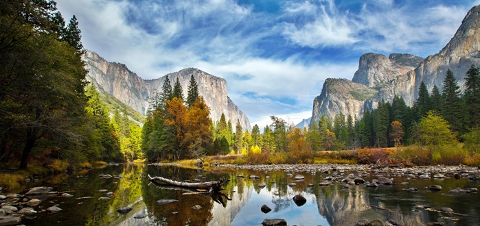 VISALIA - YOSEMITE NATIONAL PARK - STOCKTON (O/-/-) 270KM