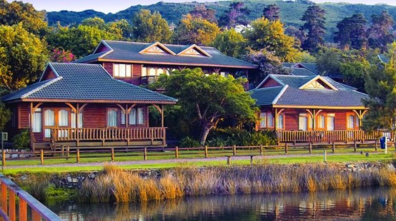 KNYSNA RIVER CLUB***
