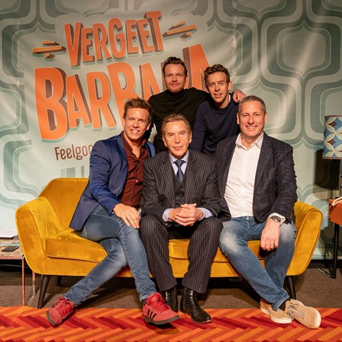 "Feelgood musical ""Vergeet Barbara"""